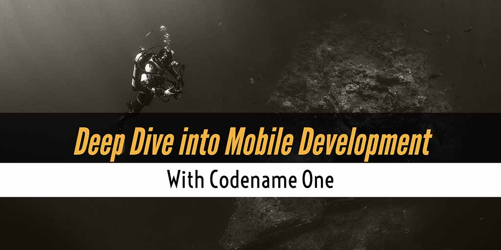 Use our Open Source Code to Build Codename One Offline