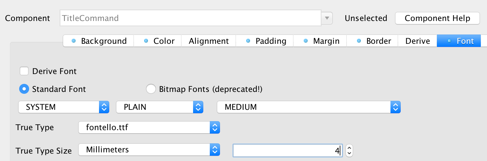 Using styles for icon fonts is the best way to define icon fonts