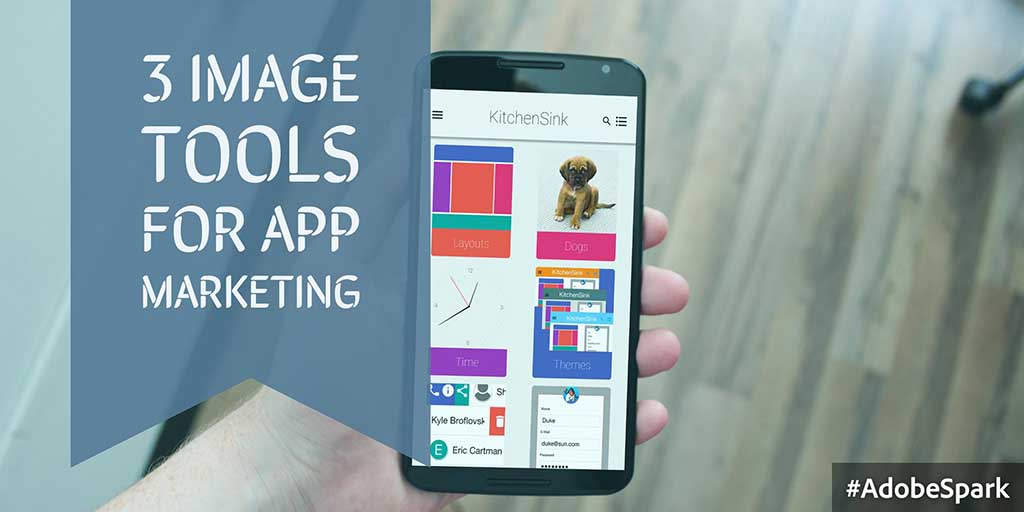 3 Image Tools for App Marketing